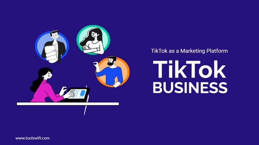 TikTok-Marketing-Platform